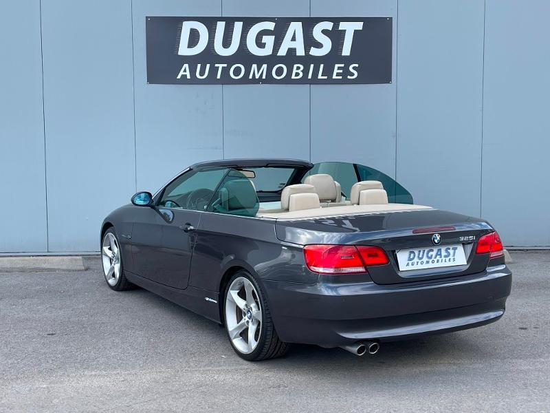 Photo 3 de l'offre de BMW Serie 3 Cabriolet 325iA 218ch Luxe à 18900€ chez Dugast automobiles