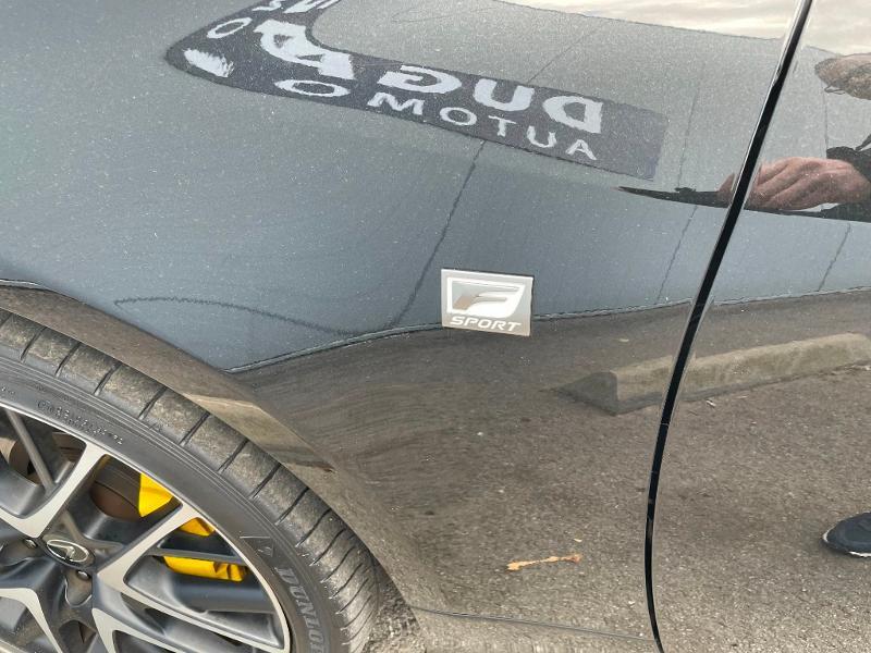 Photo 24 de l'offre de LEXUS RC 300h F SPORT Executive Black Edition à 36900€ chez Dugast automobiles