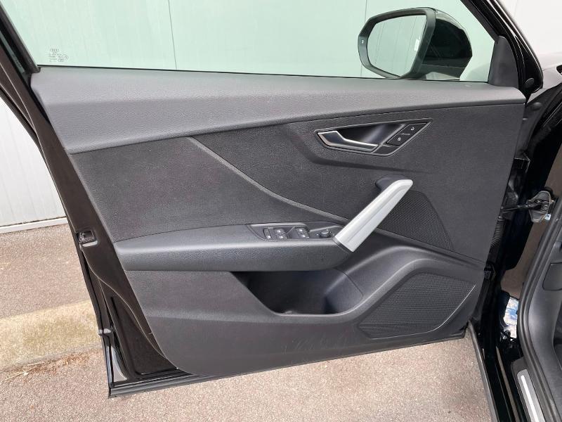 Photo 16 de l'offre de AUDI Q2 2.0 TDI 150ch Design luxe quattro S tronic 7 à 27900€ chez Dugast automobiles