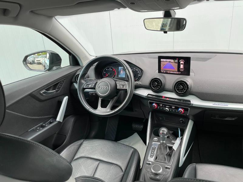 Photo 9 de l'offre de AUDI Q2 2.0 TDI 150ch Design luxe quattro S tronic 7 à 27900€ chez Dugast automobiles