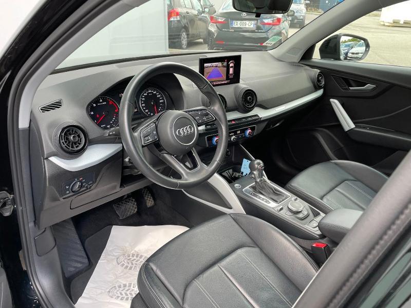 Photo 15 de l'offre de AUDI Q2 2.0 TDI 150ch Design luxe quattro S tronic 7 à 27900€ chez Dugast automobiles
