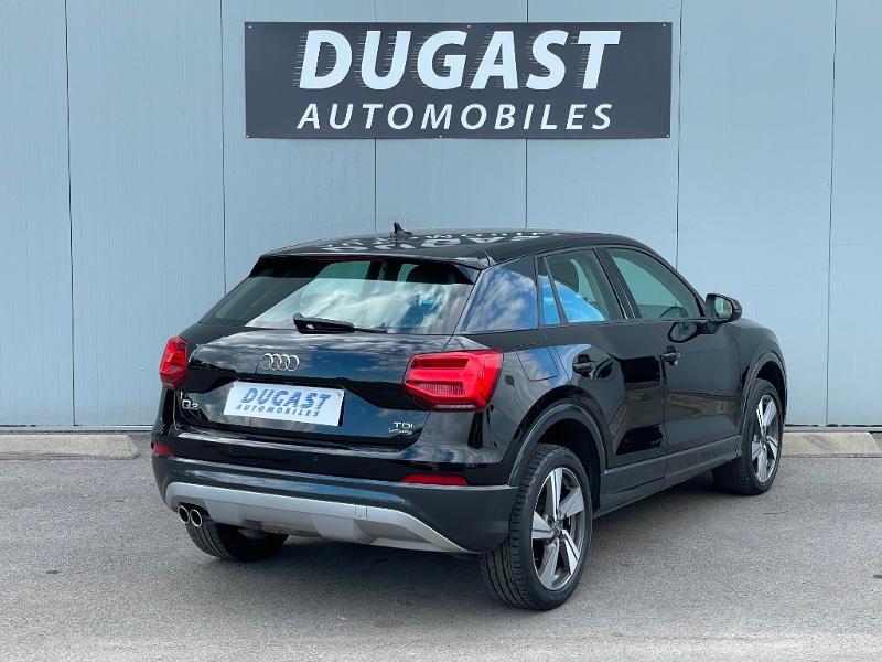Photo 4 de l'offre de AUDI Q2 2.0 TDI 150ch Design luxe quattro S tronic 7 à 27900€ chez Dugast automobiles