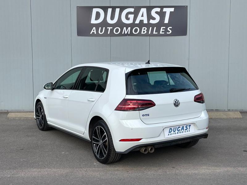 Photo 3 de l'offre de VOLKSWAGEN Golf 1.4 TSI 204ch Hybride Rechargeable GTE DSG6 Euro6d-T 5p à 28900€ chez Dugast automobiles