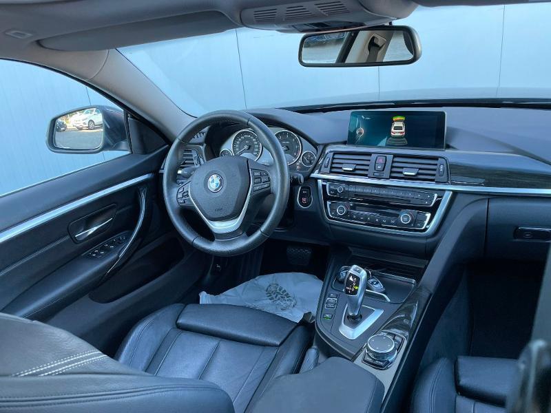 Photo 8 de l'offre de BMW Serie 4 Gran Coupe 420dA 190ch Luxury à 26900€ chez Dugast automobiles