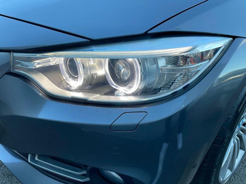 Photo 23 de l'offre de BMW Serie 4 Gran Coupe 420dA 190ch Luxury à 26900€ chez Dugast automobiles