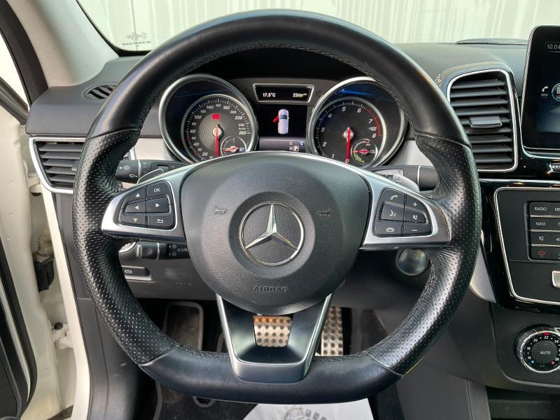Photo 18 de l'offre de MERCEDES-BENZ GLE 500 e Executive 4Matic 7G-Tronic Plus à 52900€ chez Dugast automobiles