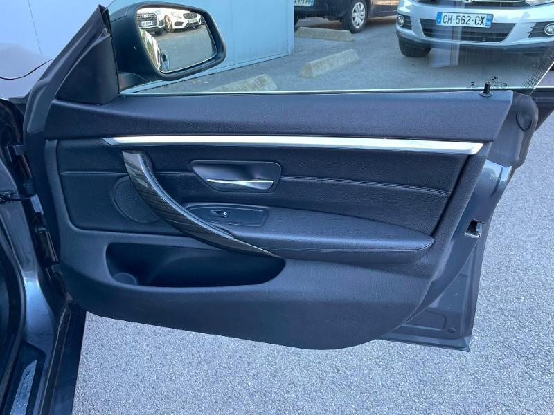 Photo 6 de l'offre de BMW Serie 4 Gran Coupe 420dA 190ch Luxury à 26900€ chez Dugast automobiles