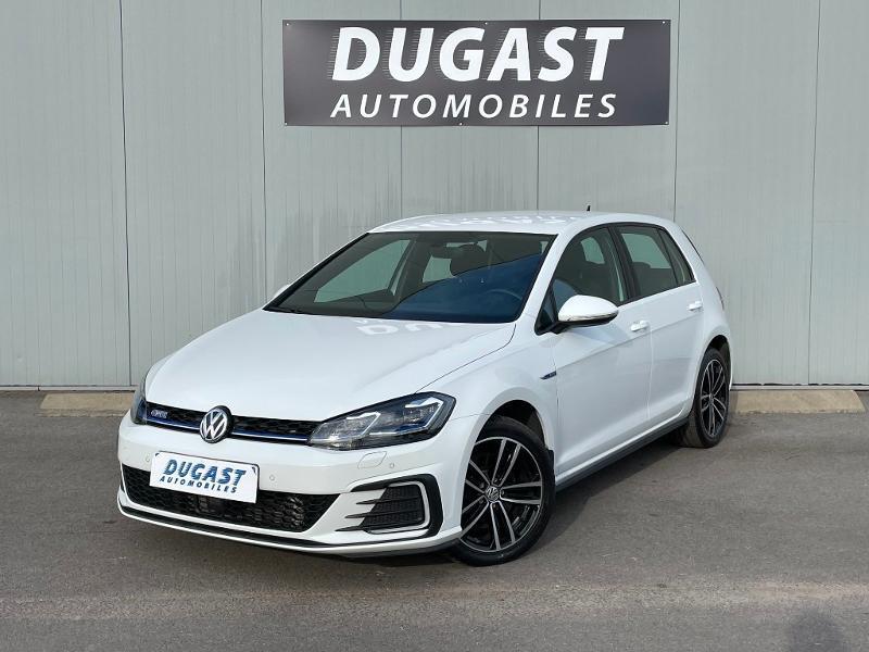 Photo 2 de l'offre de VOLKSWAGEN Golf 1.4 TSI 204ch Hybride Rechargeable GTE DSG6 Euro6d-T 5p à 28900€ chez Dugast automobiles
