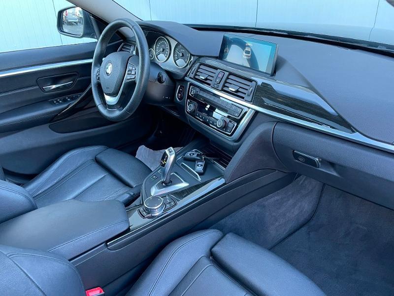 Photo 5 de l'offre de BMW Serie 4 Gran Coupe 420dA 190ch Luxury à 26900€ chez Dugast automobiles