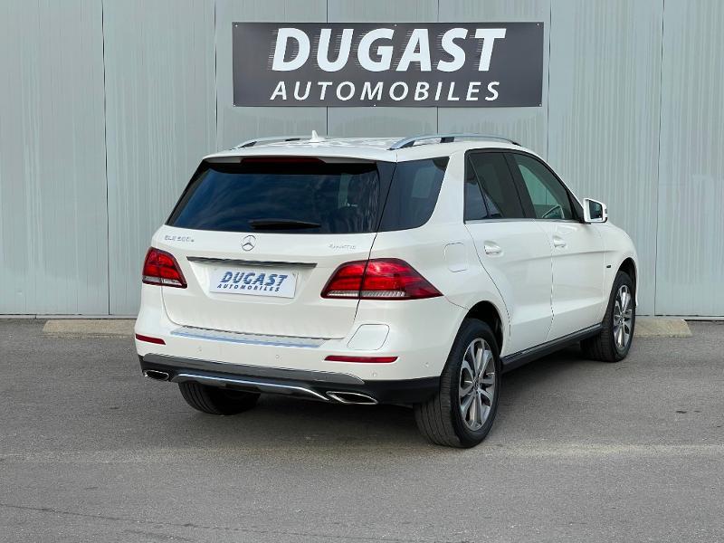 Photo 4 de l'offre de MERCEDES-BENZ GLE 500 e Executive 4Matic 7G-Tronic Plus à 52900€ chez Dugast automobiles