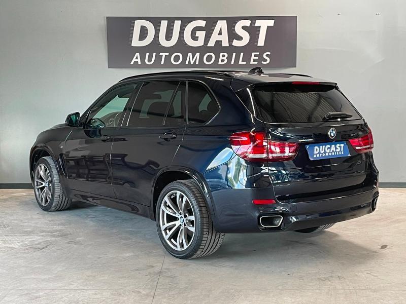 Photo 3 de l'offre de BMW X5 xDrive30dA 258ch M Sport à 33900€ chez Dugast automobiles
