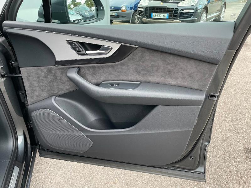 Photo 6 de l'offre de AUDI Q7 3.0 V6 TDI 373ch e-tron S line quattro Tiptronic à 69900€ chez Dugast automobiles