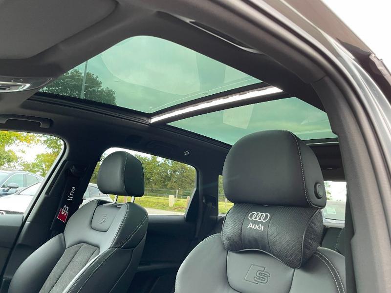 Photo 27 de l'offre de AUDI Q7 3.0 V6 TDI 373ch e-tron S line quattro Tiptronic à 69900€ chez Dugast automobiles