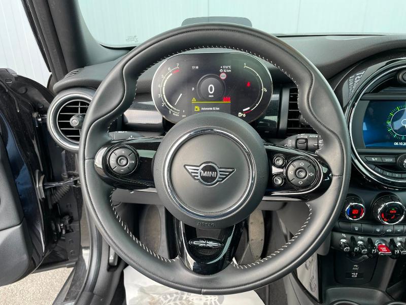 Photo 15 de l'offre de MINI Mini 5 Portes Cooper 136ch Edition Greenwich BVA7 à 27900€ chez Dugast automobiles