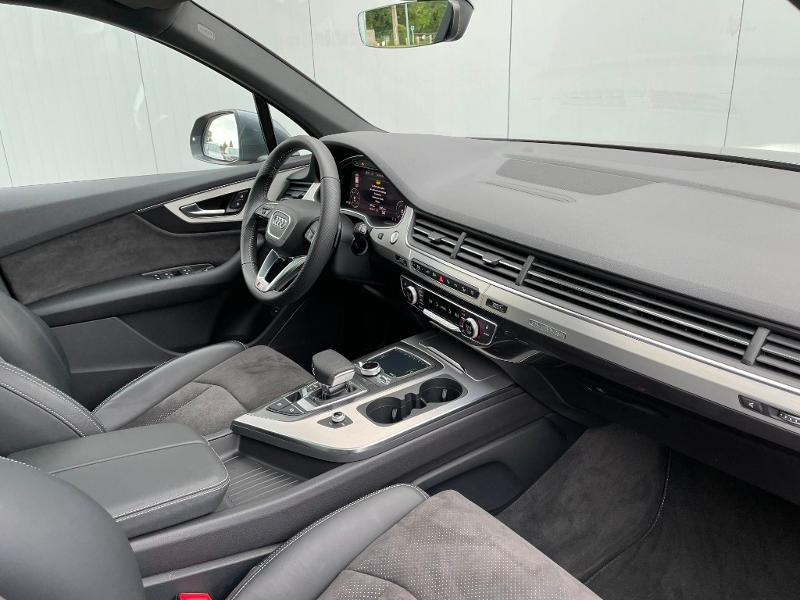 Photo 5 de l'offre de AUDI Q7 3.0 V6 TDI 373ch e-tron S line quattro Tiptronic à 69900€ chez Dugast automobiles