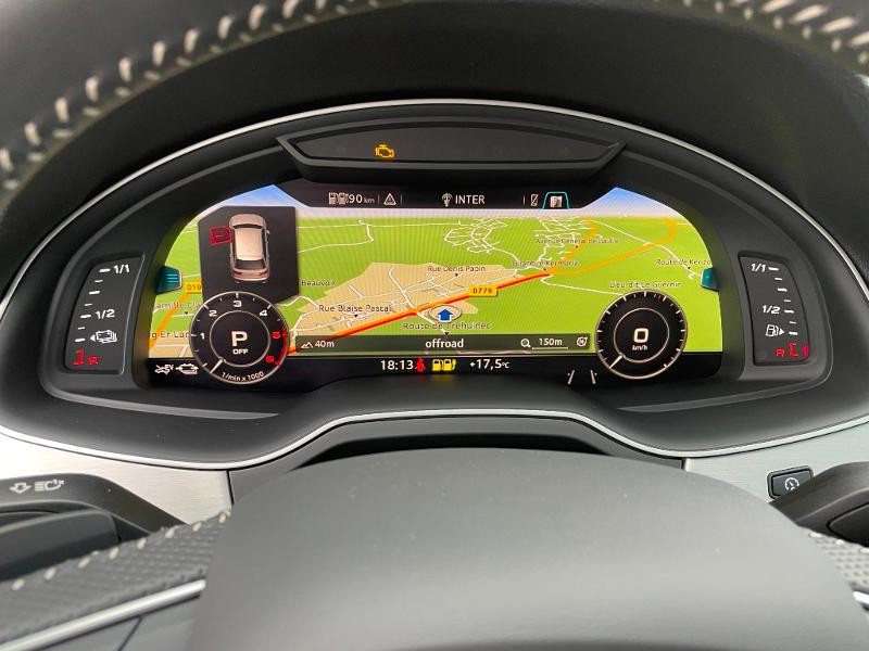 Photo 23 de l'offre de AUDI Q7 3.0 V6 TDI 373ch e-tron S line quattro Tiptronic à 69900€ chez Dugast automobiles