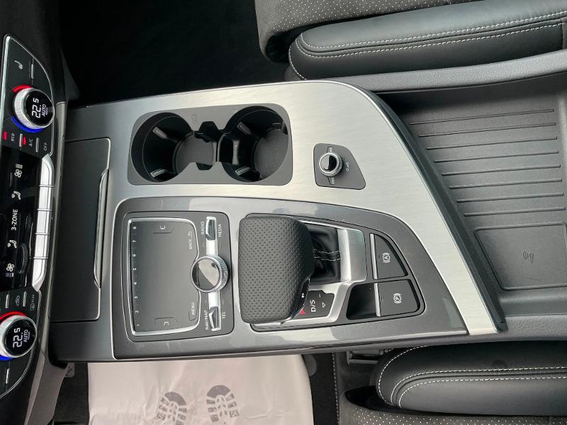 Photo 25 de l'offre de AUDI Q7 3.0 V6 TDI 373ch e-tron S line quattro Tiptronic à 69900€ chez Dugast automobiles