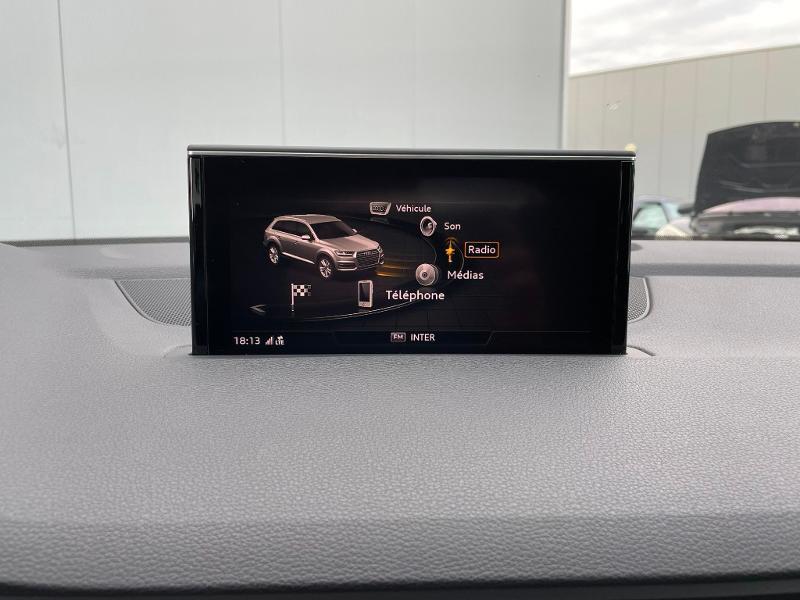 Photo 22 de l'offre de AUDI Q7 3.0 V6 TDI 373ch e-tron S line quattro Tiptronic à 69900€ chez Dugast automobiles