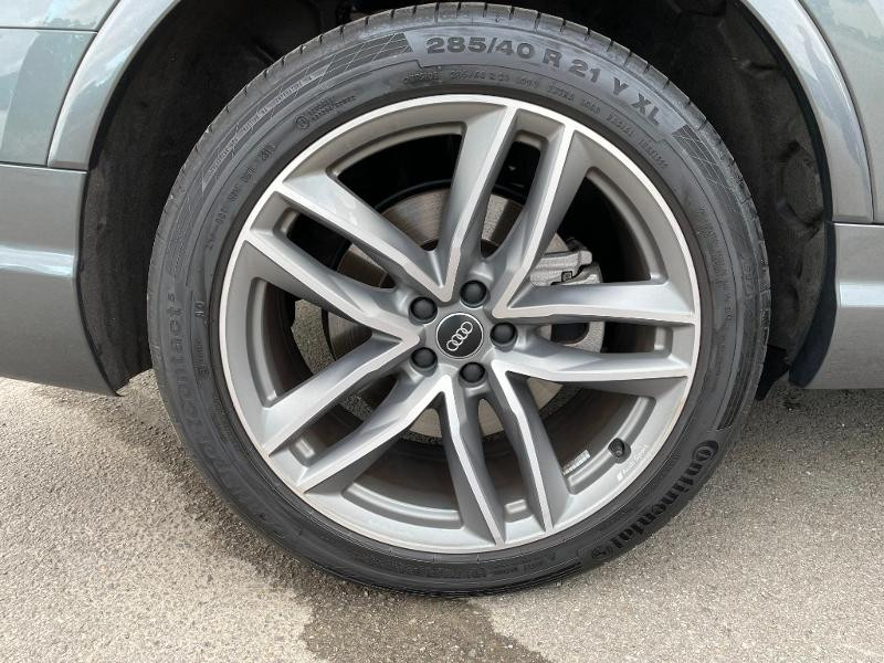 Photo 12 de l'offre de AUDI Q7 3.0 V6 TDI 373ch e-tron S line quattro Tiptronic à 69900€ chez Dugast automobiles