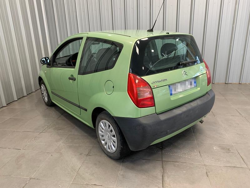 Photo 5 de l'offre de CITROEN C2 1.4 PACK AMBIANCE 3P à 4490€ chez Auto VEC