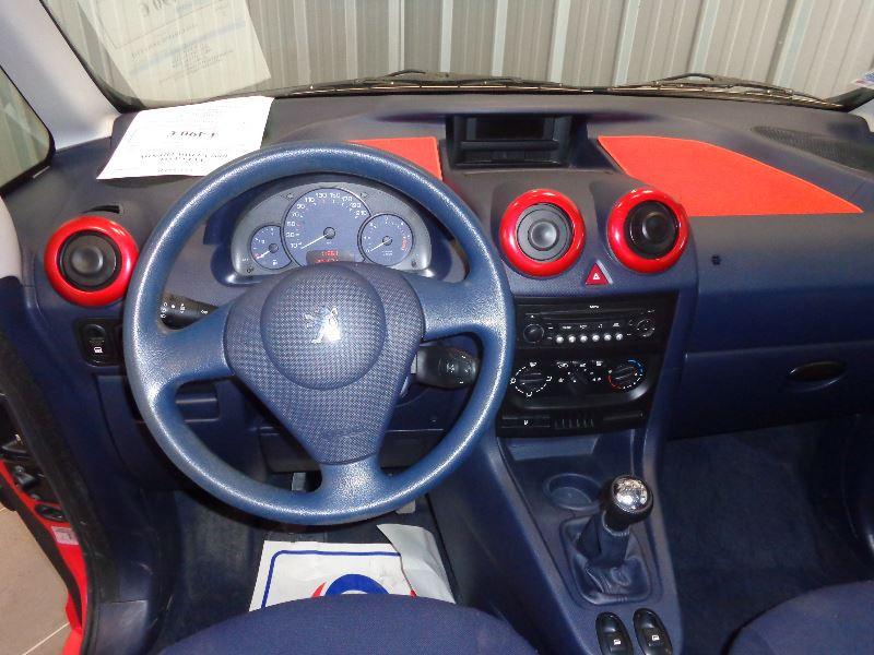 Photo 8 de l'offre de PEUGEOT 1007 1.4 HDI TRENDY à 3990€ chez Auto VEC