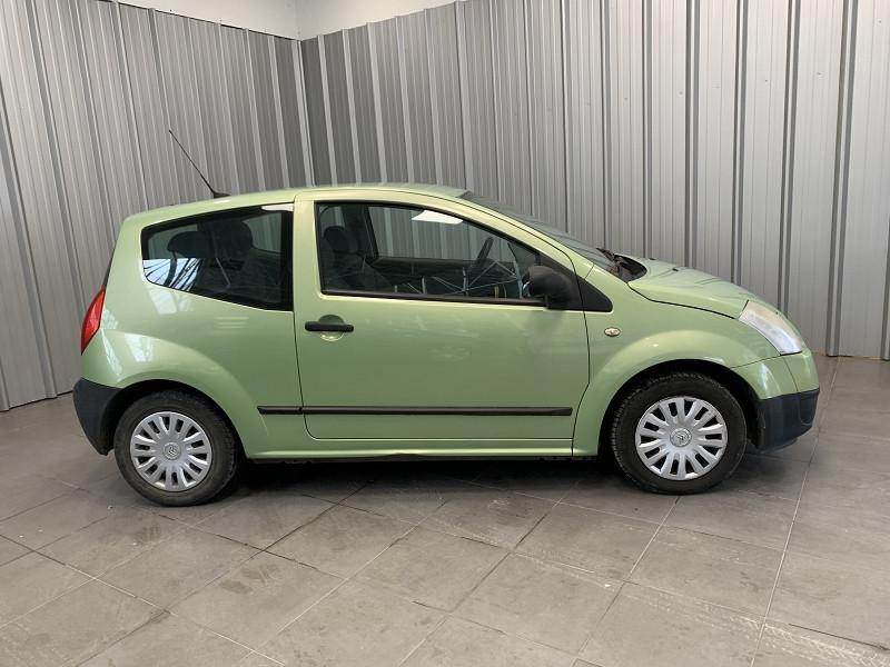 Photo 3 de l'offre de CITROEN C2 1.4 PACK AMBIANCE 3P à 4490€ chez Auto VEC