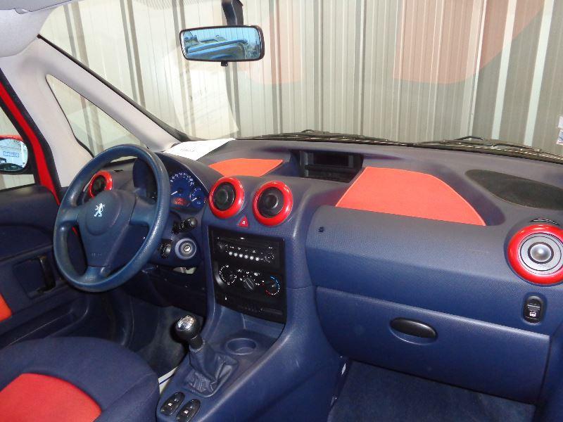 Photo 7 de l'offre de PEUGEOT 1007 1.4 HDI TRENDY à 3990€ chez Auto VEC
