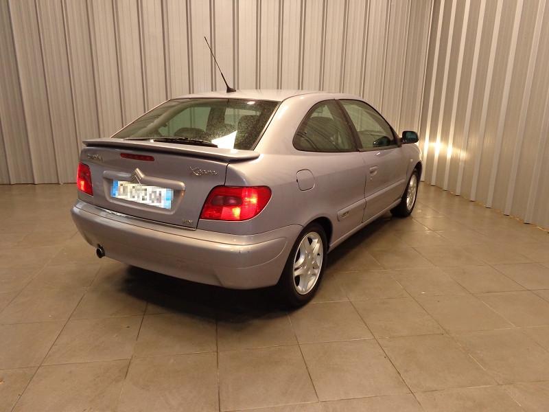 Photo 4 de l'offre de CITROEN XSARA COUPE 2.0 HDI110 VTS 3P à 3990€ chez Auto VEC