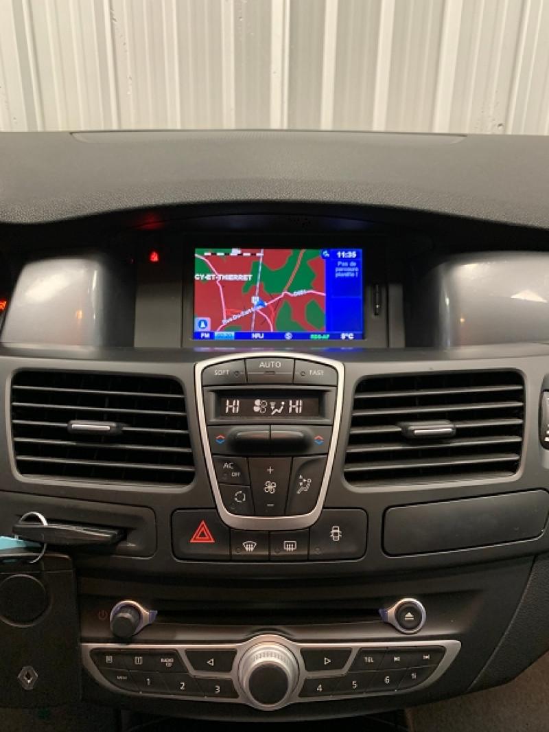 Photo 9 de l'offre de RENAULT LAGUNA III 2.0 DCI 150CH FAP GT 4CONTROL à 5490€ chez Auto VEC