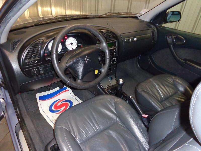 Photo 8 de l'offre de CITROEN XSARA COUPE 2.0 HDI110 VTS 3P à 3990€ chez Auto VEC