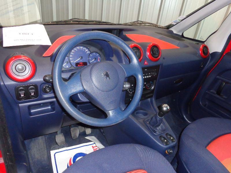 Photo 6 de l'offre de PEUGEOT 1007 1.4 HDI TRENDY à 3990€ chez Auto VEC