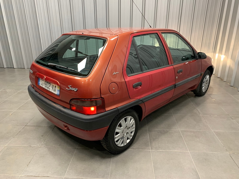 Photo 4 de l'offre de CITROEN SAXO 1.1 AUDACE 5P à 2990€ chez Auto VEC