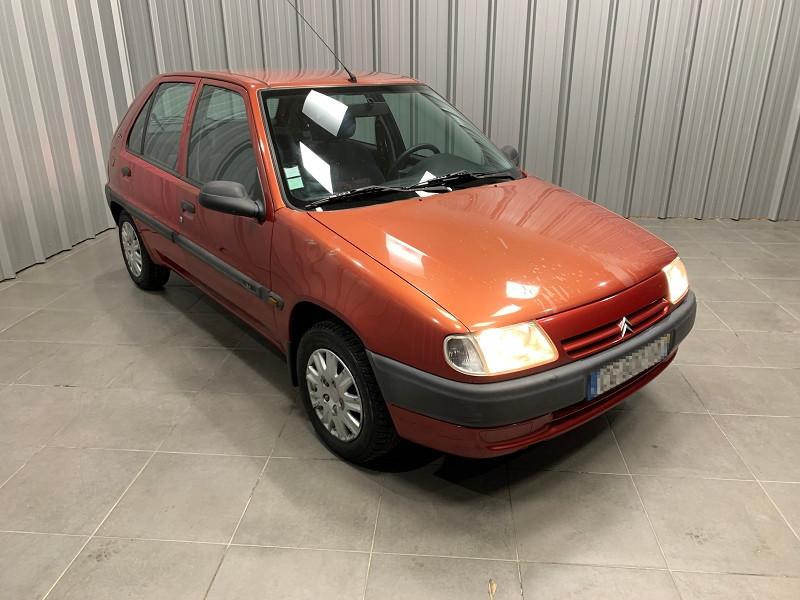 Photo 2 de l'offre de CITROEN SAXO 1.1 AUDACE 5P à 2990€ chez Auto VEC
