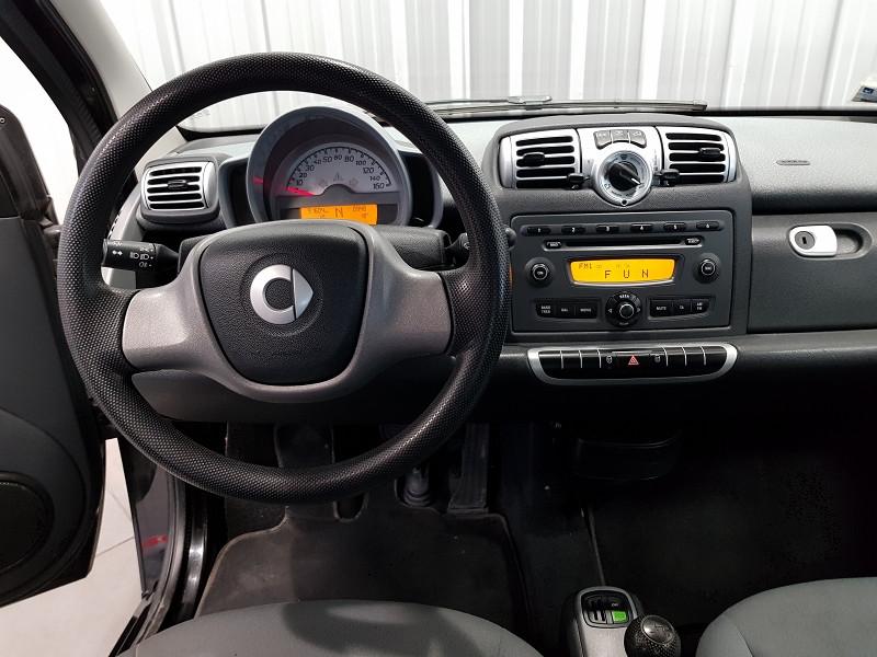 Photo 7 de l'offre de SMART FORTWO COUPE 61CH MHD PURE à 4490€ chez Auto VEC