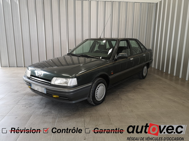 Renault 21 1.8 90CV GTS MANAGER Essence VERT Occasion à vendre