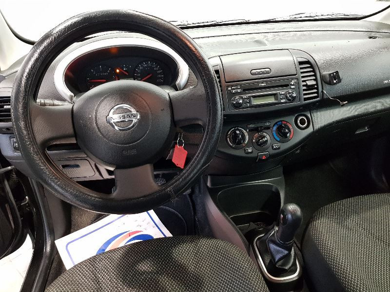Photo 9 de l'offre de NISSAN MICRA STE 1.5 DCI 86CH CONNECT EDITION 5P à 4990€ chez Auto VEC