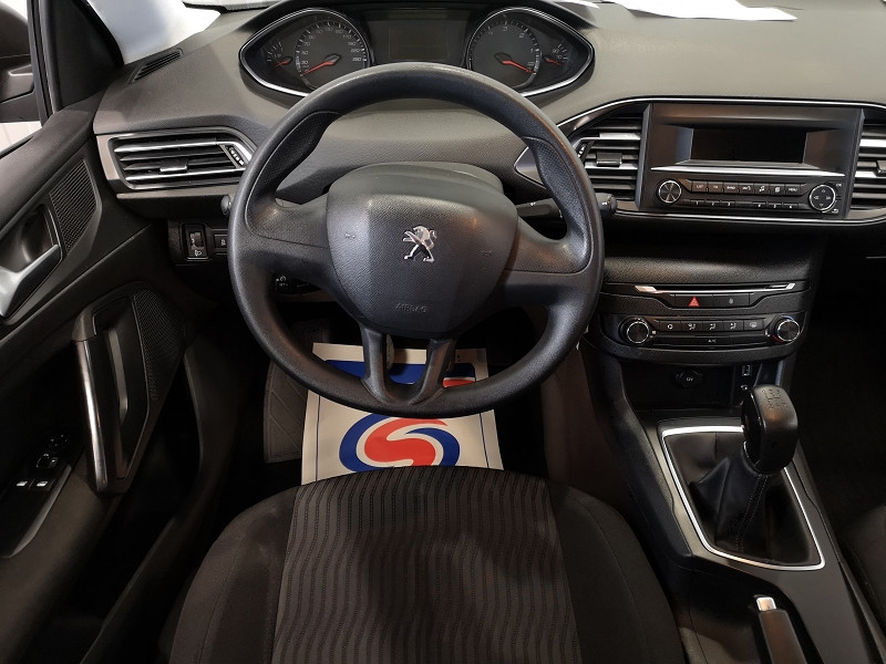 Photo 8 de l'offre de PEUGEOT 308 SW 1.6 BLUEHDI 100CH ACCESS S&S à 9990€ chez Auto VEC