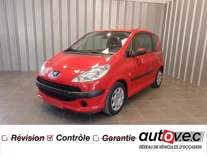 Photo 1 de l'offre de PEUGEOT 1007 1.4 HDI TRENDY à 3990€ chez Auto VEC