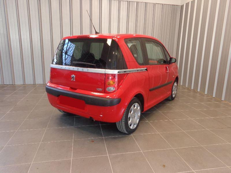 Photo 5 de l'offre de PEUGEOT 1007 1.4 HDI TRENDY à 3990€ chez Auto VEC