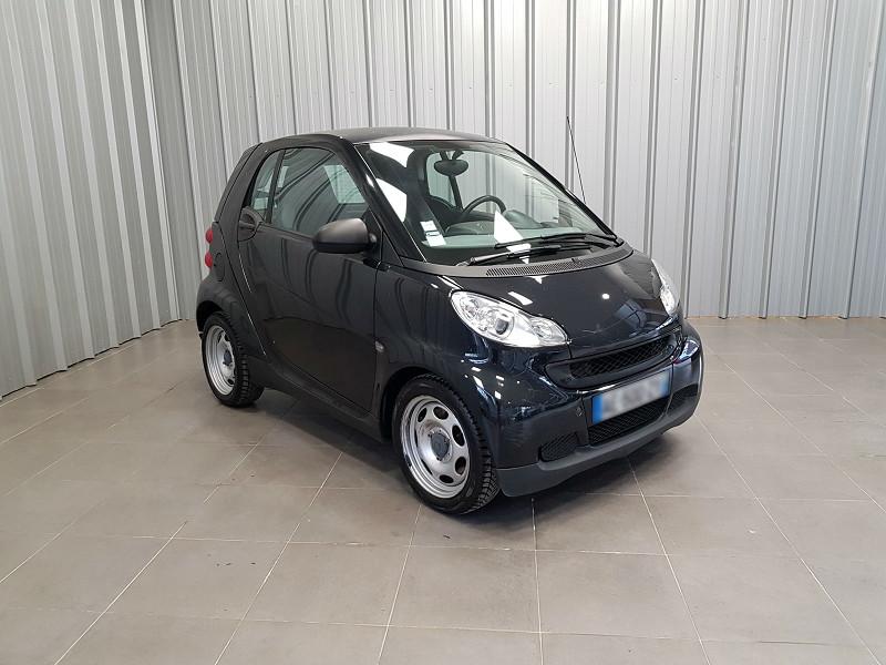 Photo 2 de l'offre de SMART FORTWO COUPE 61CH MHD PURE à 4490€ chez Auto VEC