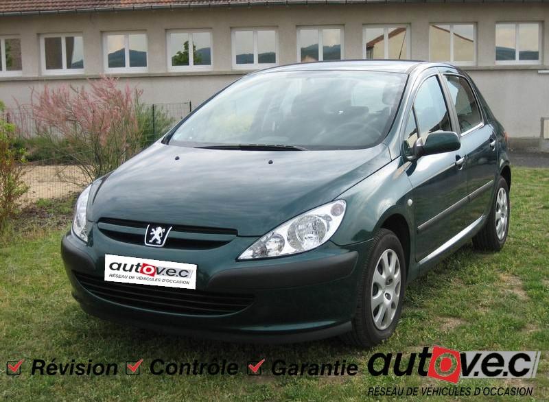 Peugeot 307 1.6 16V XS 5P Essence VERT C Occasion à vendre