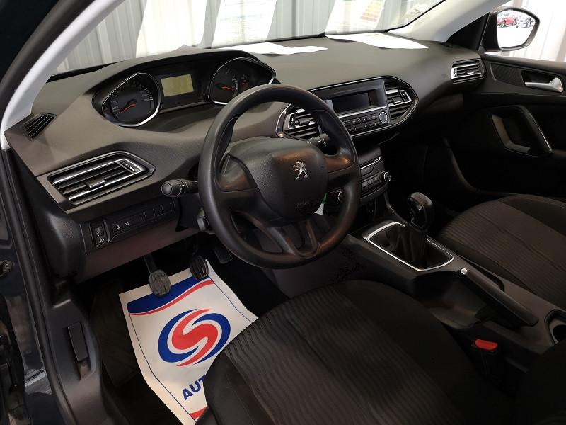 Photo 7 de l'offre de PEUGEOT 308 SW 1.6 BLUEHDI 100CH ACCESS S&S à 9990€ chez Auto VEC