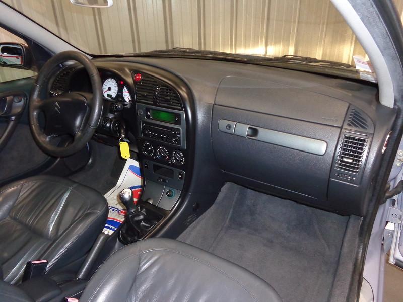 Photo 9 de l'offre de CITROEN XSARA COUPE 2.0 HDI110 VTS 3P à 3990€ chez Auto VEC