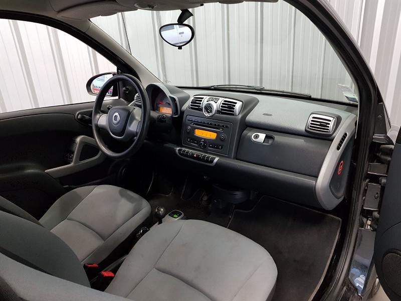 Photo 5 de l'offre de SMART FORTWO COUPE 61CH MHD PURE à 4490€ chez Auto VEC