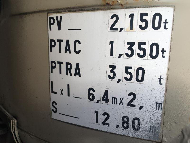 Photo 7 de l'offre de SAVIEM SG4  à 4490€ chez Auto VEC