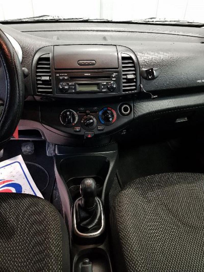 Photo 10 de l'offre de NISSAN MICRA STE 1.5 DCI 86CH CONNECT EDITION 5P à 4990€ chez Auto VEC
