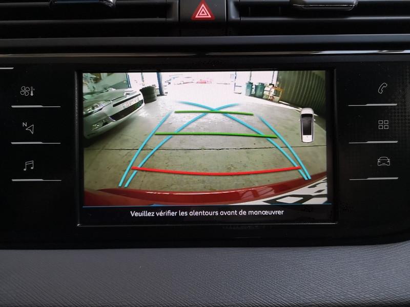 Photo 11 de l'offre de CITROEN C4 PICASSO PURETECH 110CH LIVE S&S à 19990€ chez Auto VEC