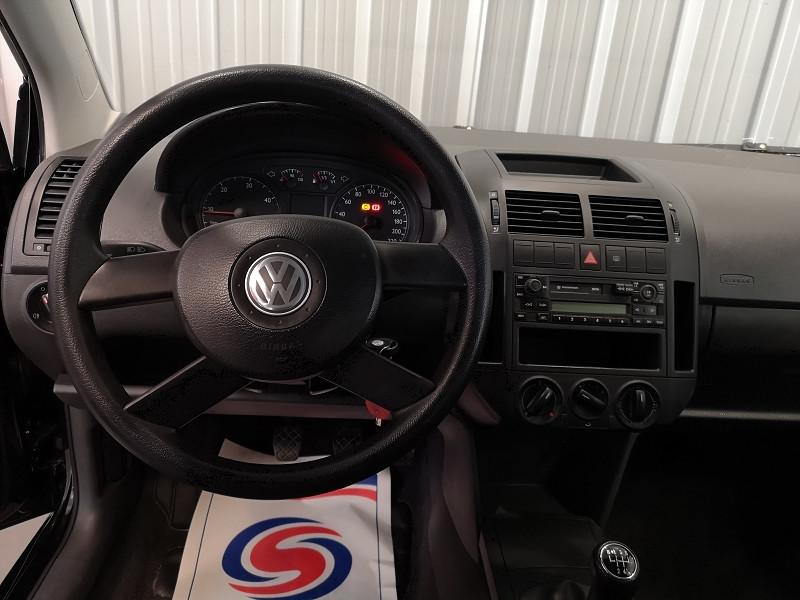 Photo 9 de l'offre de VOLKSWAGEN POLO STE 1.9 SDI 64CH 3P à 4490€ chez Auto VEC