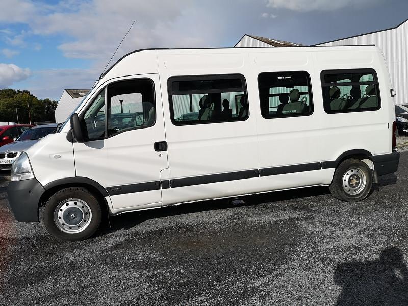 Photo 3 de l'offre de RENAULT MASTER II BUS L3H2 3T9 2.5 DCI 120CH à 9990€ chez Auto VEC