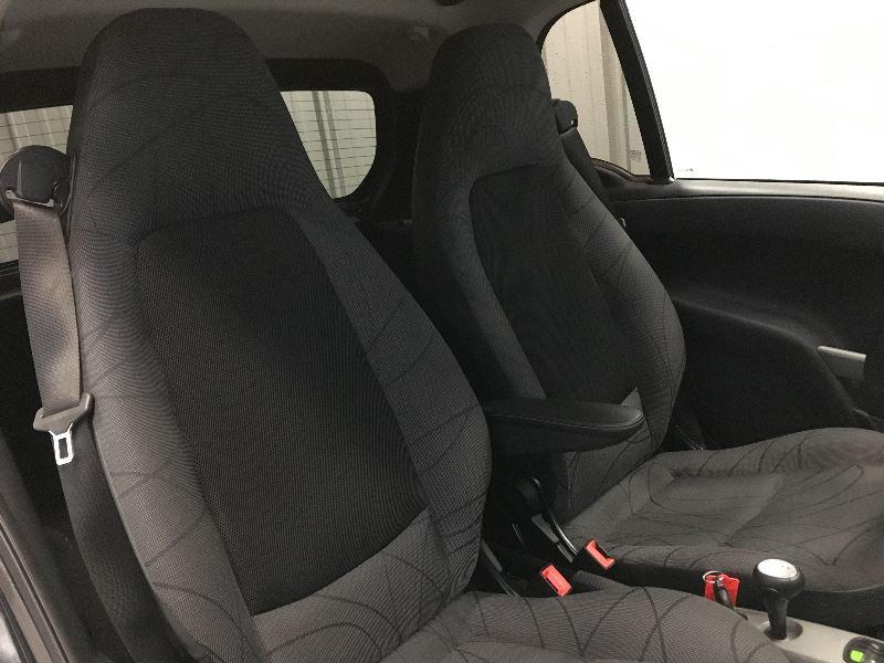 Photo 11 de l'offre de SMART FORTWO COUPE 71CH MHD PASSION SOFTOUCH à 6990€ chez Auto VEC